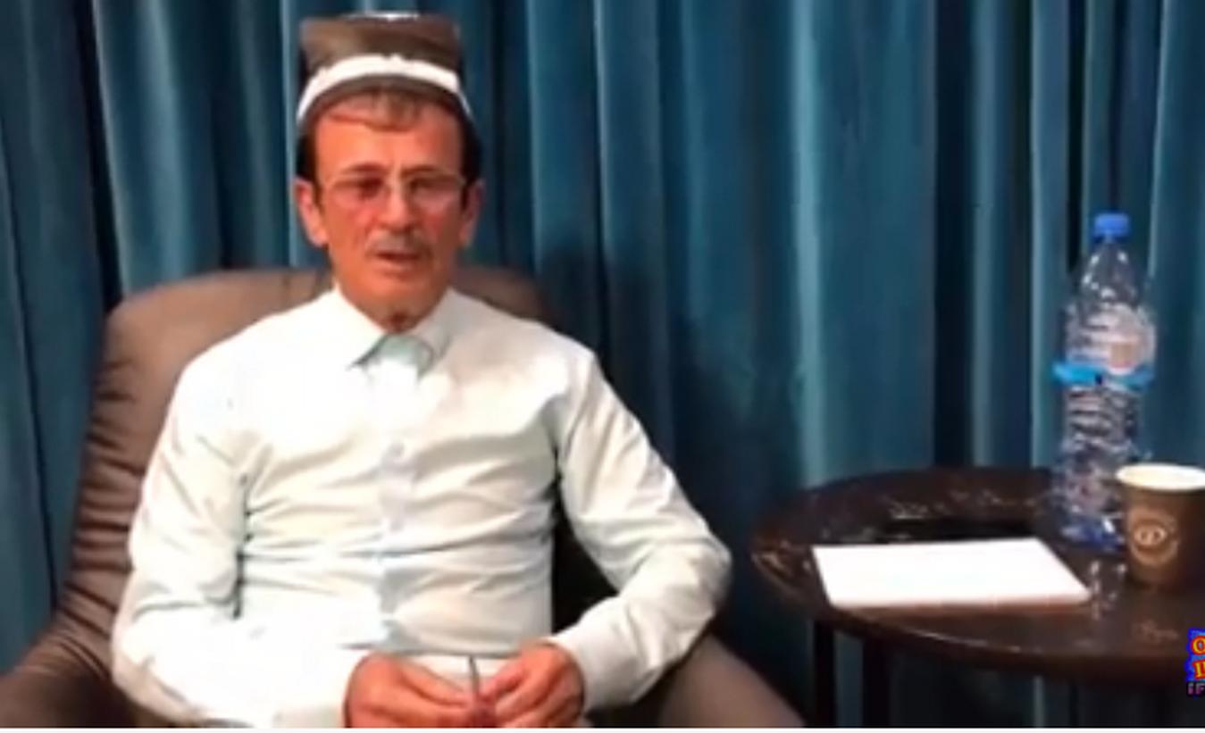Выступление Самиева Камола на заседание ОБСЕ