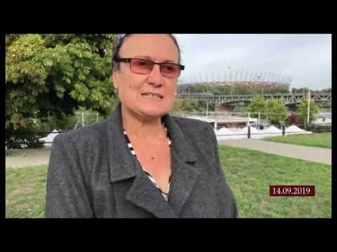 ВАРАШВА. ОБСЕ. 19.09.2019 - Выступление Дилорома Махкамовой на конференции ОБСЕ в Варшаве